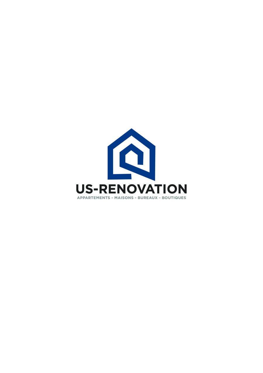 Proposition n°                                        24                                      du concours                                         je besoin crée logo pour ma entreprise de rénovation
