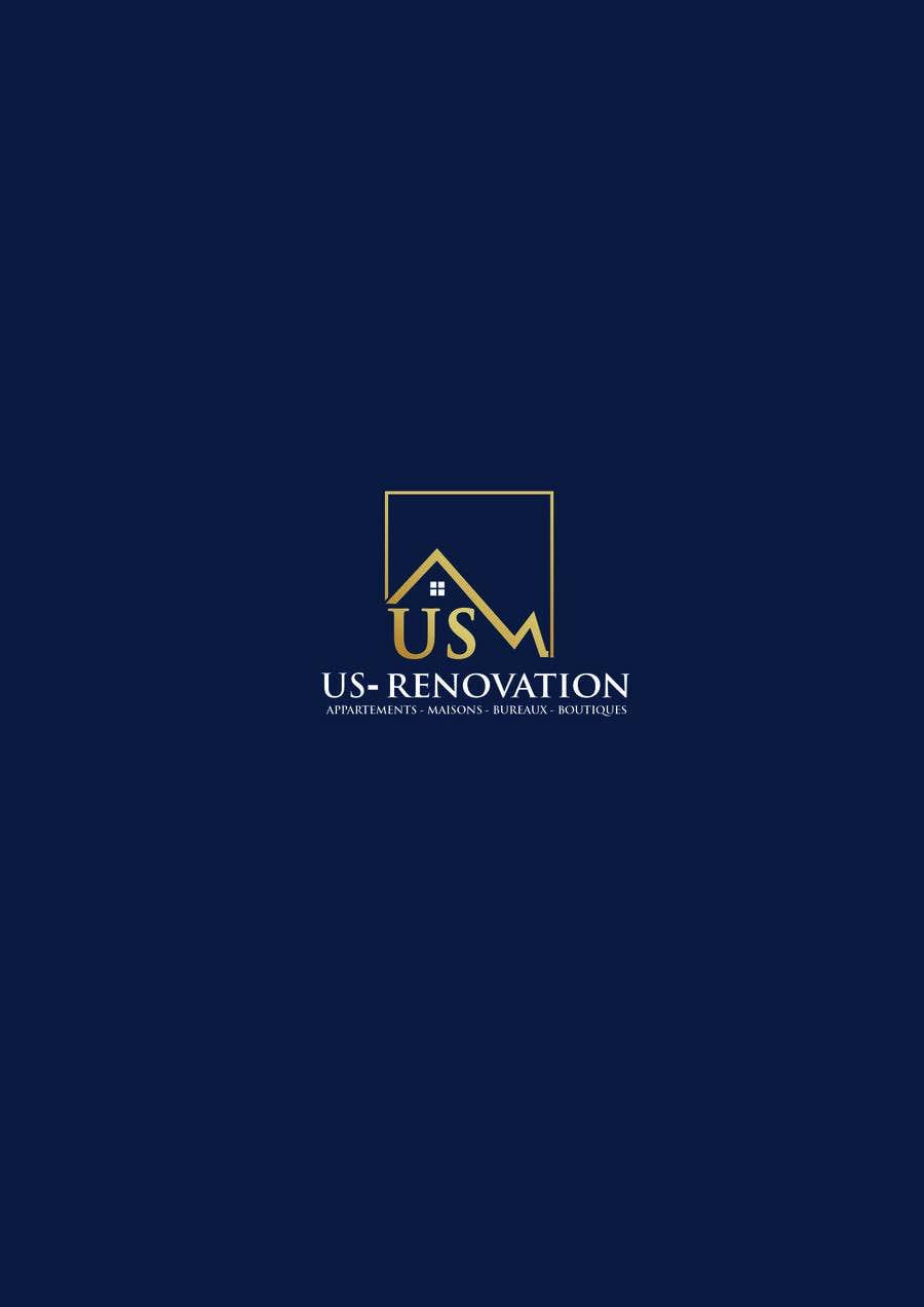 Proposition n°                                        37                                      du concours                                         je besoin crée logo pour ma entreprise de rénovation