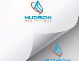 #199 for Design a Logo for  Hudson Mechanical af cooldesign1