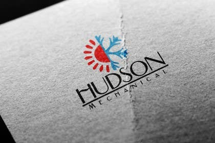 #756 for Design a Logo for  Hudson Mechanical af ekanshnigam