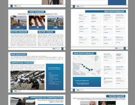 Nro 165 kilpailuun j'ai un besoin pour créer une brochure corporative käyttäjältä AlbinaNova