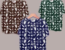 Nro 26 kilpailuun I looking for a Repeating Pattern with my brand in mind käyttäjältä RibonEliass