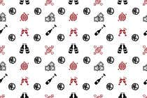 Graphic Design Kilpailutyö #21 kilpailuun I looking for a Repeating Pattern with my brand in mind