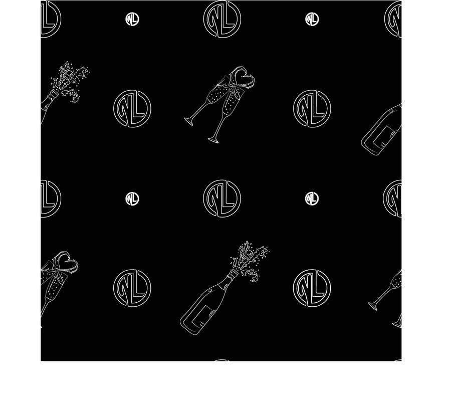 Kilpailutyö #                                        42                                      kilpailussa                                         I looking for a Repeating Pattern with my brand in mind