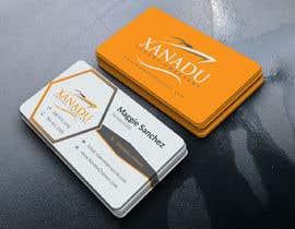 #441 cho Xanadu Luxury Charters - Business Card Design bởi qualifiedacademy