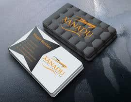 #442 cho Xanadu Luxury Charters - Business Card Design bởi qualifiedacademy