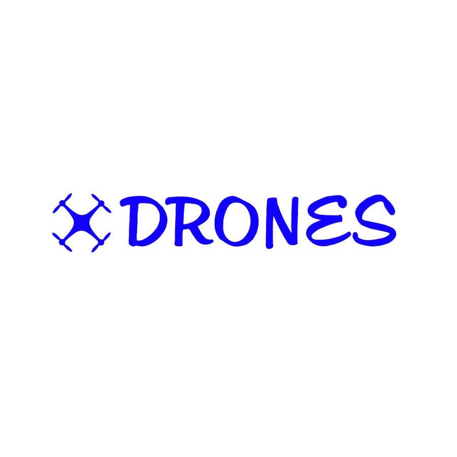 Konkurrenceindlæg #                                        10                                      for                                         Design a Logo for XDRONES.com