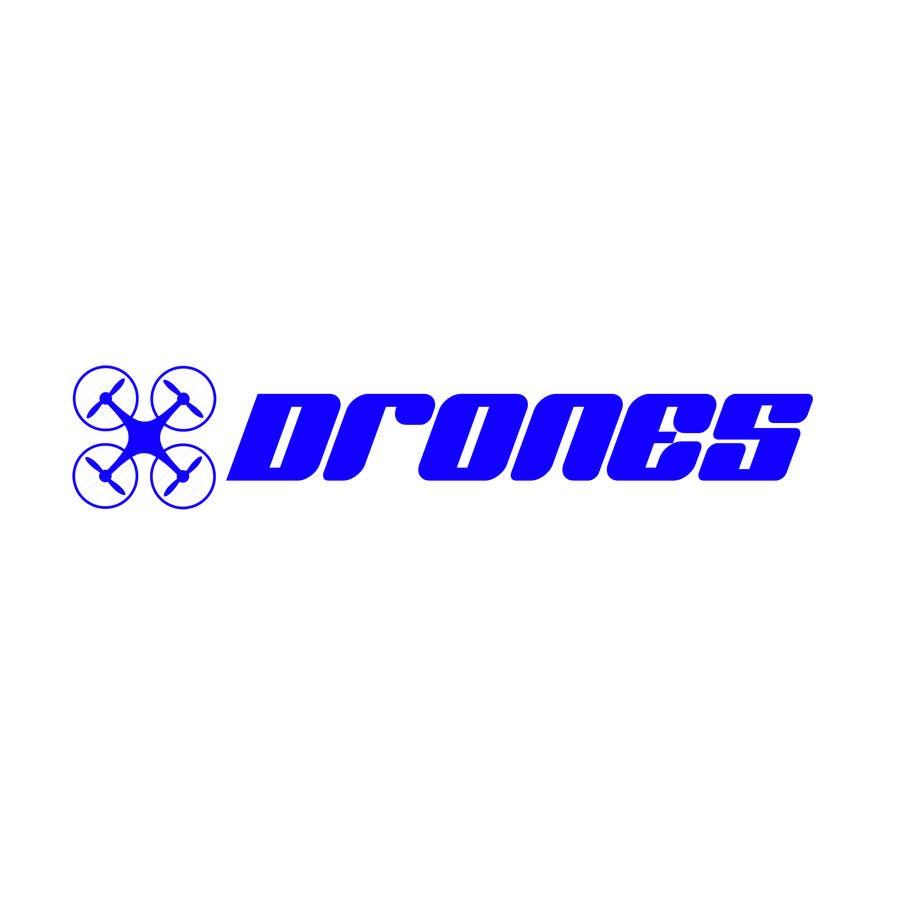 Konkurrenceindlæg #                                        13                                      for                                         Design a Logo for XDRONES.com