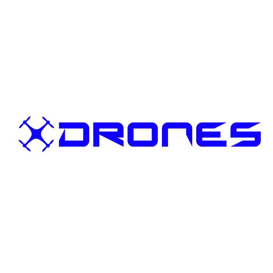 Konkurrenceindlæg #                                        16                                      for                                         Design a Logo for XDRONES.com