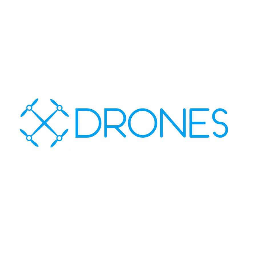 Konkurrenceindlæg #                                        40                                      for                                         Design a Logo for XDRONES.com