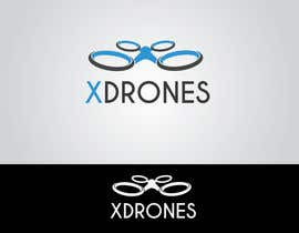 #18 for Design a Logo for XDRONES.com af divyaparantap