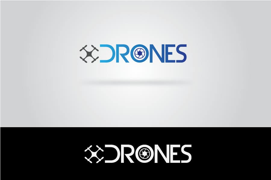 Konkurrenceindlæg #                                        45                                      for                                         Design a Logo for XDRONES.com