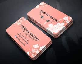 #21 untuk Make me a  business card oleh alakram420