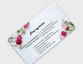 #104 untuk Make me a  business card oleh brurmostakim