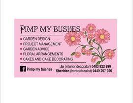 #26 untuk Make me a  business card oleh iurisedov