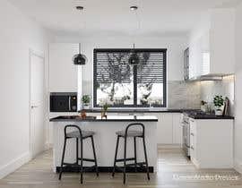 nº 13 pour 3D rendering kitchen, bathroom. par rezonbd