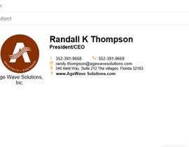 Nro 85 kilpailuun Email signature template käyttäjältä sagarsarkerfl