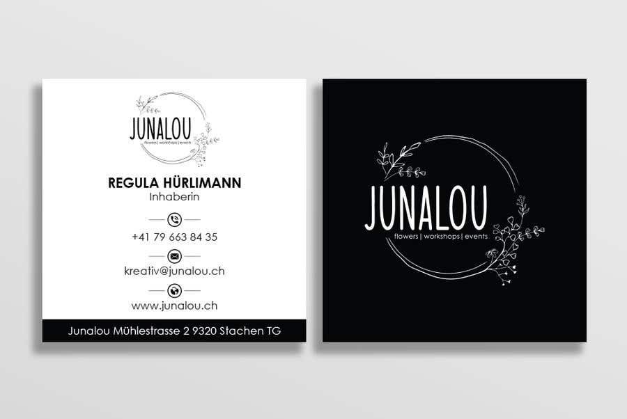 Kilpailutyö #                                        373                                      kilpailussa                                         Design square business cards, Convert Pixel logo to paths