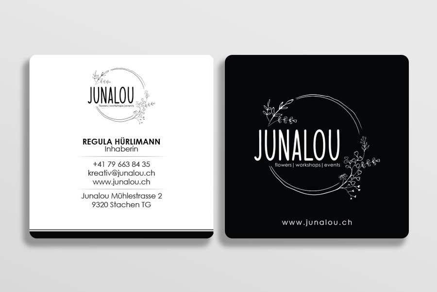 Kilpailutyö #                                        393                                      kilpailussa                                         Design square business cards, Convert Pixel logo to paths