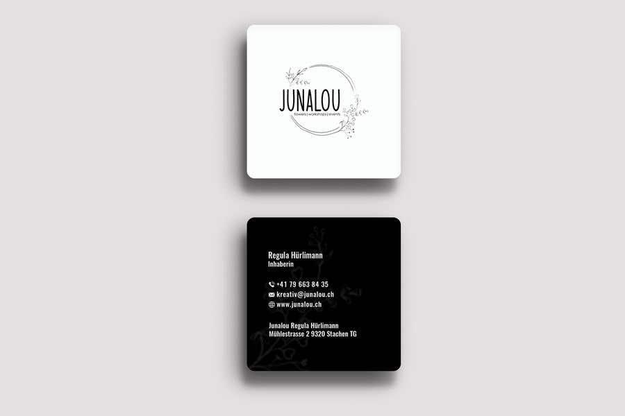 Kilpailutyö #                                        15                                      kilpailussa                                         Design square business cards, Convert Pixel logo to paths