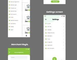 mdrahad114 tarafından iOS & Android - UI / UX / IxD Design for eCommerce app - Part 1 için no 56