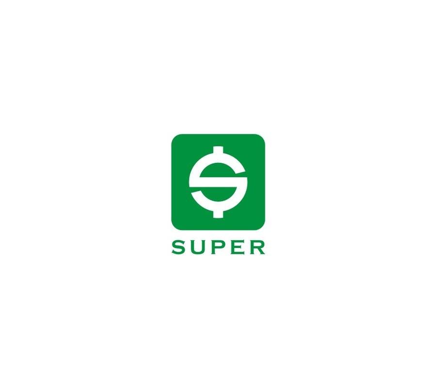 Konkurrenceindlæg #117 for Design a Logo for Super