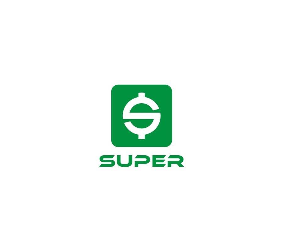 Konkurrenceindlæg #177 for Design a Logo for Super