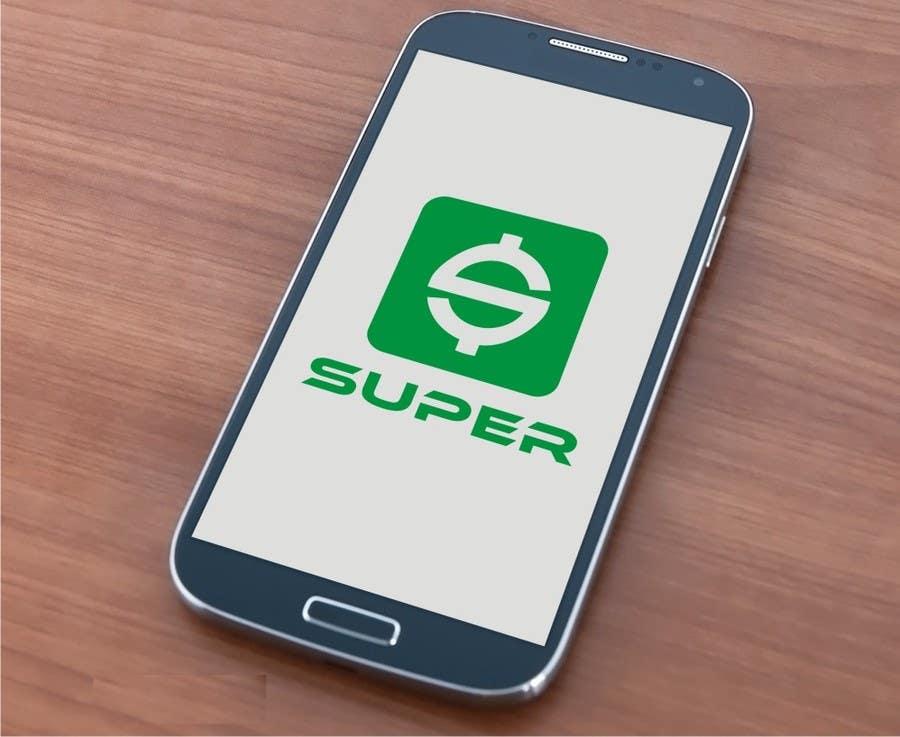 Konkurrenceindlæg #181 for Design a Logo for Super
