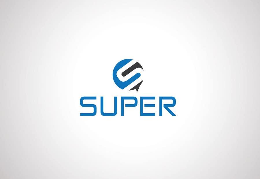Inscrição nº 77 do Concurso para Design a Logo for Super
