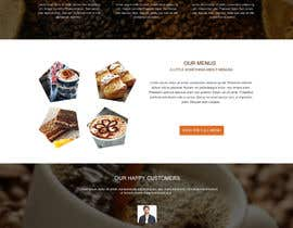 #4 para Create two Wordpress Templates for a Coffee Startup por webidea12