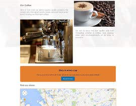 nº 5 pour Create two Wordpress Templates for a Coffee Startup par TaybeMuharem