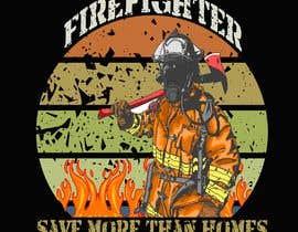 #54 für Design Trainingsanzug für die Feuerwehr von almasoodi889