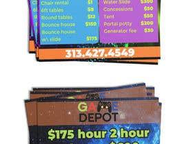 #2 pentru 29886/ 4x6 Flyer - Sandy de către printexpertbd