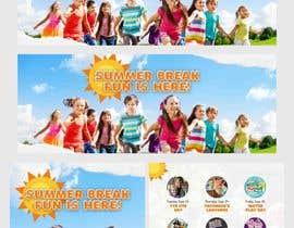 #3 pentru Summer Break flyer de către allifahr