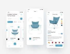 #36 for design futuristic app for furniture shop by malindalasantha