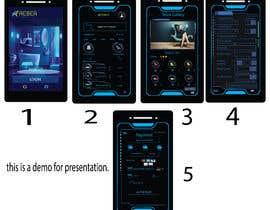 #28 for design futuristic app for furniture shop by rajjeetsaha