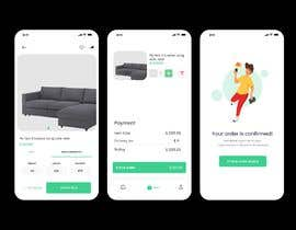 #10 for design futuristic app for furniture shop by Sangeetha0599