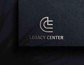 "#423 для Logo ""Legacy Center"" от arafatalam7"