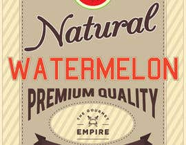 #6 para Create a packaging design and label for fruit company por Gulayim