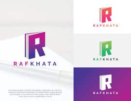 #180 for Rafkhata ( this is for a educational based logo) af MrMARUF1
