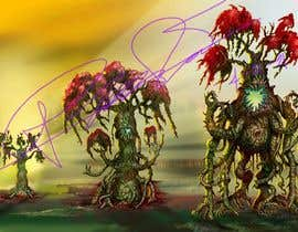 #135 para I need to create design of monsters por caloylvr
