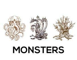 #117 cho I need to create design of monsters bởi pepashabarmon