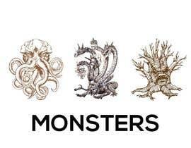 #117 для I need to create design of monsters от pepashabarmon