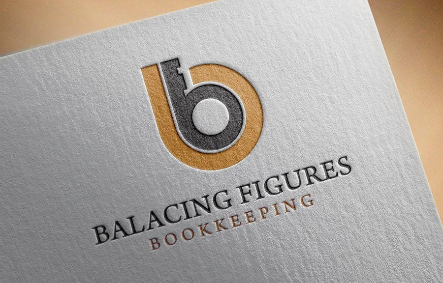 Konkurrenceindlæg #17 for Develop a Corporate Identity for Balancing Figured Bookkeeping