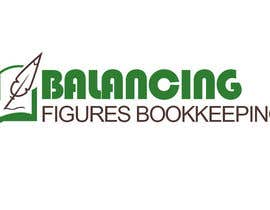 #24 for Develop a Corporate Identity for Balancing Figured Bookkeeping af dipakart