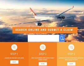Nro 46 kilpailuun Redesign of index page website and code käyttäjältä abdomamdouh