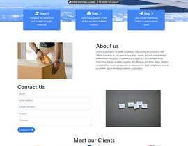 Nro 48 kilpailuun Redesign of index page website and code käyttäjältä prantabarua247