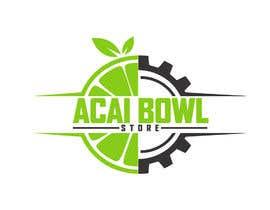 #541 untuk ACAI BOWL STORE LOGO DESIGN oleh ah5578966