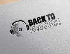 cakemudbudiono tarafından Create a logo and text visual for BACK TO BEAR ONE için no 283