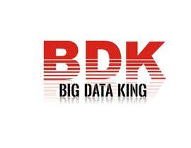 #31 for Website and Trade Stand Logo Design - Big Data King by vamsi4career